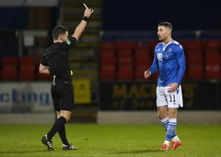 St Johnstone v Rangers – Scottish Premiership – McDiarmid Park
