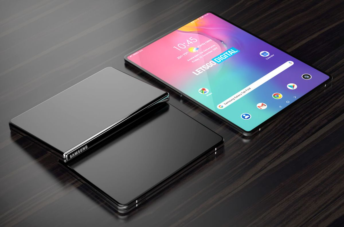 Forget Samsung Galaxy Z Fold 3 — this could be Samsung's foldable tablet