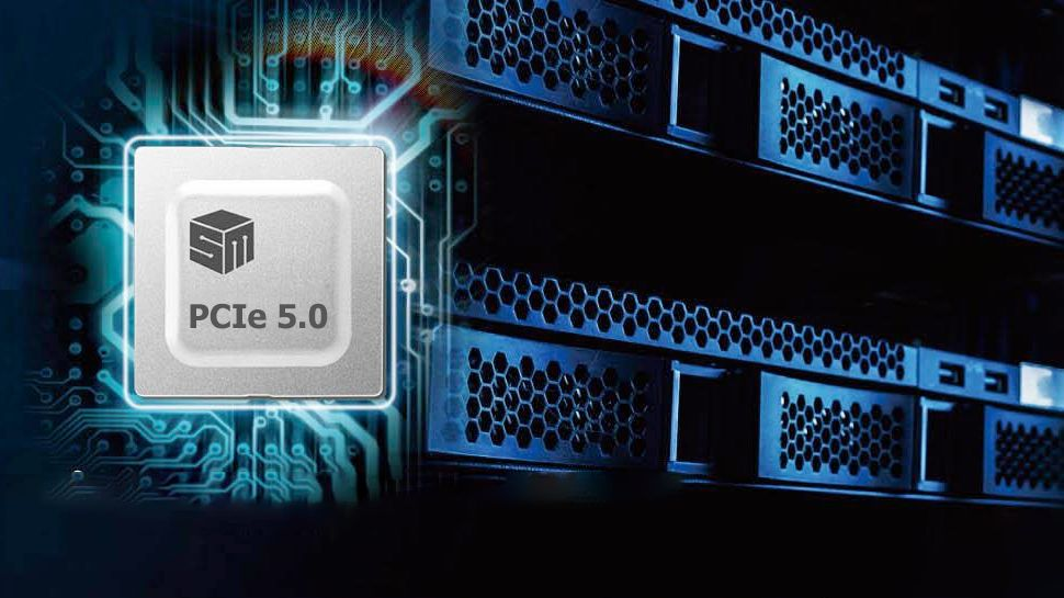 Silicon Motion: PCIe 5.0 SSD Controller to Debut Next Year
