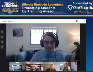 illinois remote learning