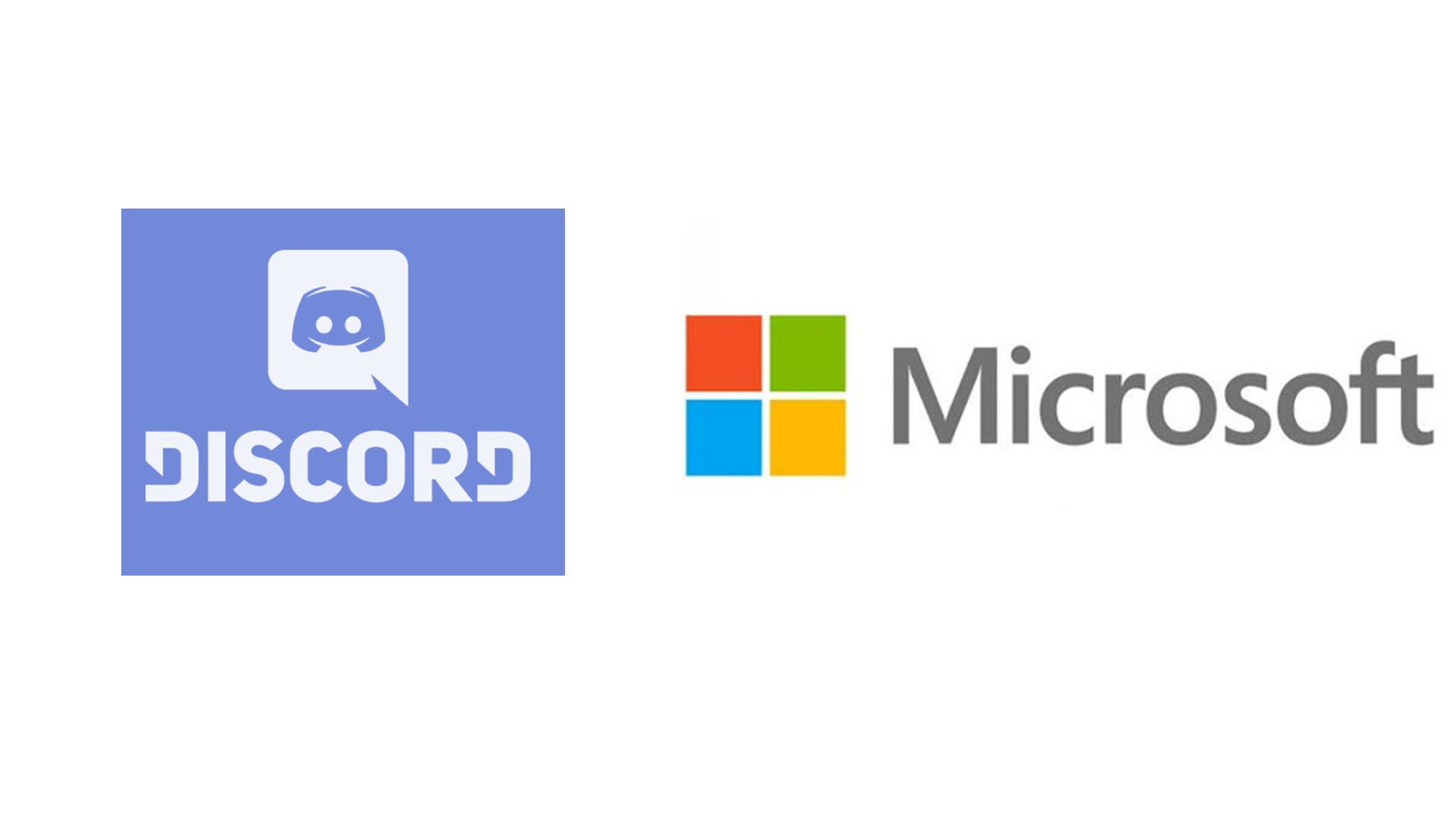 Discord and Microsoft