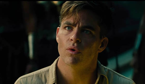 Chris Pine Steve Trevor Wonder Woman