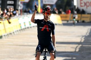 Adam Yates (Ineos Grenadiers) takes his first win for his new team on the Vallter 2000 climb of the Volta a Catalunya 2021