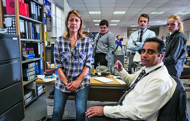 The first series of this brilliantly compelling crime drama was one of the TV highlights of 2015, as viewers were left on the edge of their seats working out which one of a disparate group of suspects had committed a murder almost 40 years before. Now, dogged cops Cassie (Nicola Walker) and Sunny (Sanjeev Bhaskar) are back...
