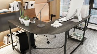 Best-L-shaped computer desk