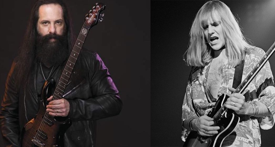 """""""The Alex Lifeson Chord"""" - and Why It's John Petrucci's Favorite"""