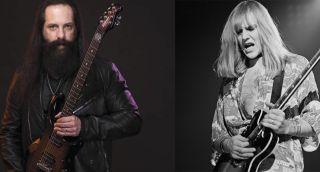 John Petrucci (left) and Alex Lifeson