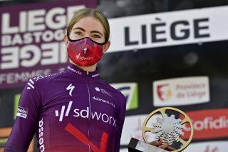 Liege-Bastogne-Liege Femmes 2021