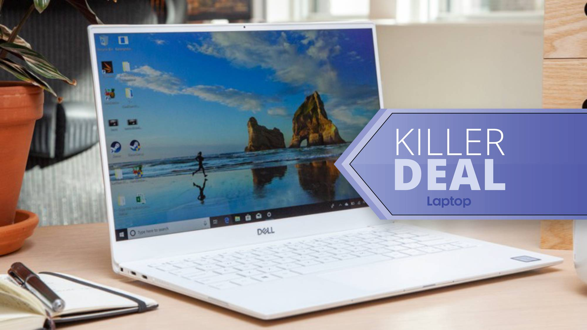 This Xps 13 For 600 Off Might Be The Best Laptop Deal Of 2019 Laptop Mag
