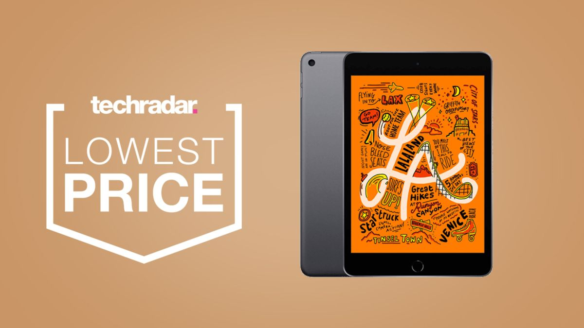 Walmart sale slashes the iPad Mini to $329.99 – the lowest price ever