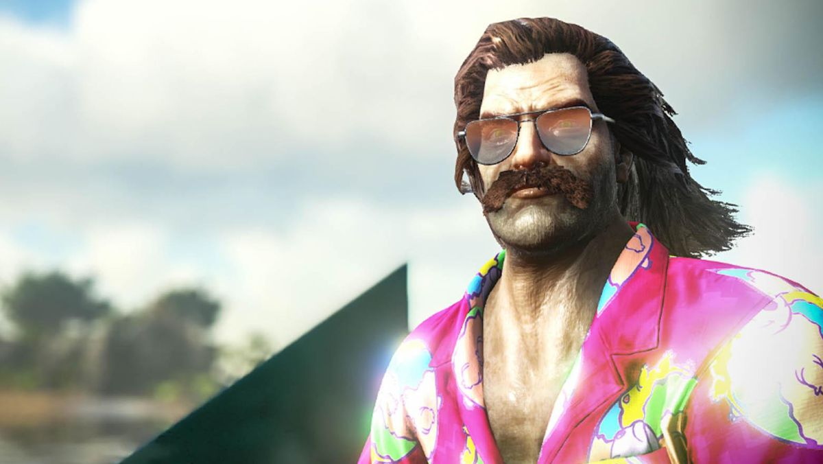 P3VswRv3QVxgYr5Bmnhgs4 1200 80 Ark's summer event adds Hawaiian shirts, sunglasses, and squirt gun skins null