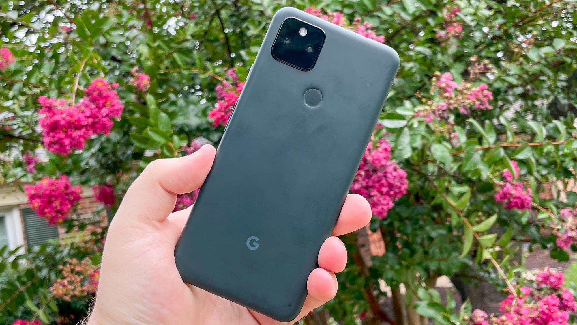 Google Pixel 5a review