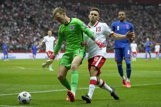 Poland England WCup 2022 Soccer