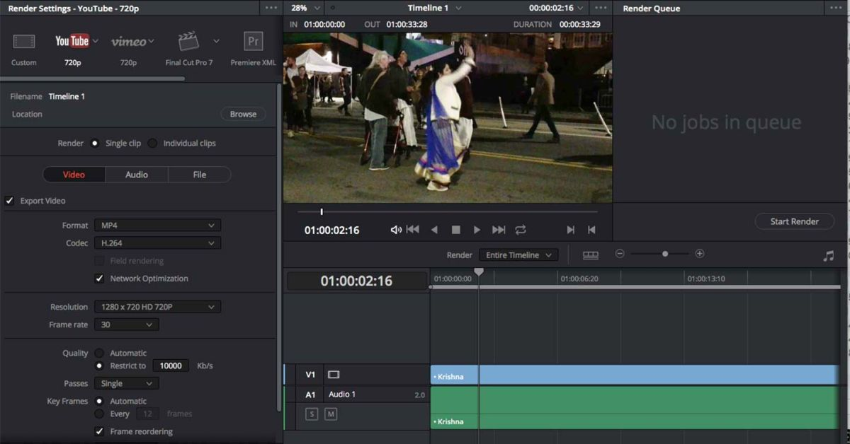 DaVinci Resolve 14 Review: Pro Tools Add High-End Flair to Your