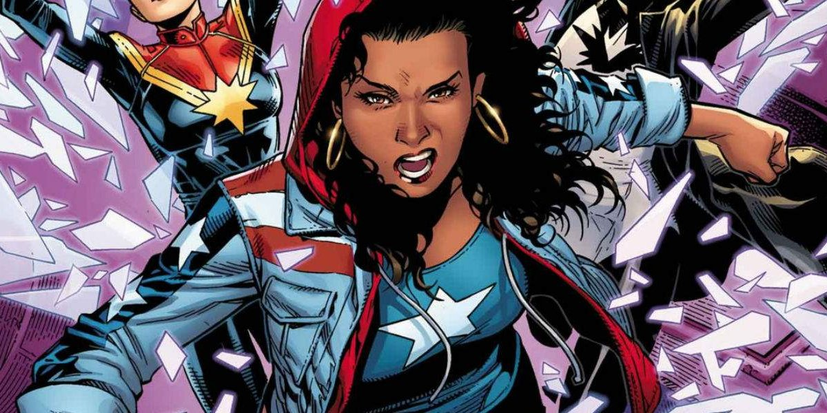 America Chavez is Ms. America