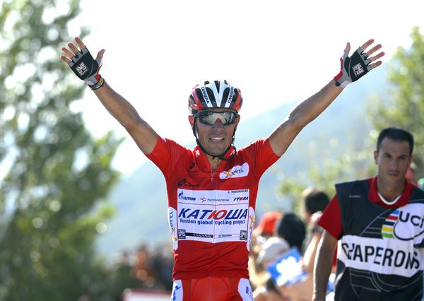 Joaquim Rodriguez wins stage six Vuelta 2012 [2]