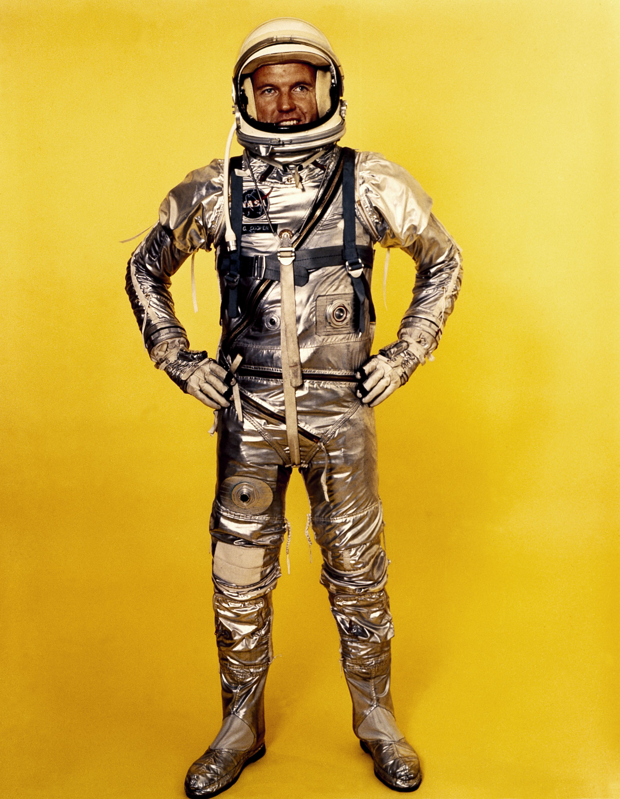 Vintage flight suits