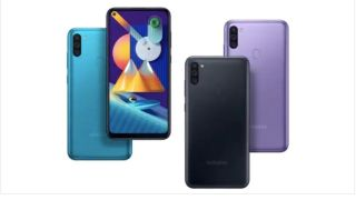 Galaxy M01 launch