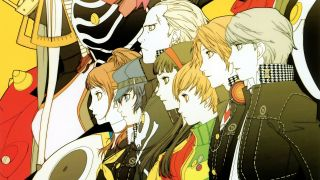 The cast of Persona 4