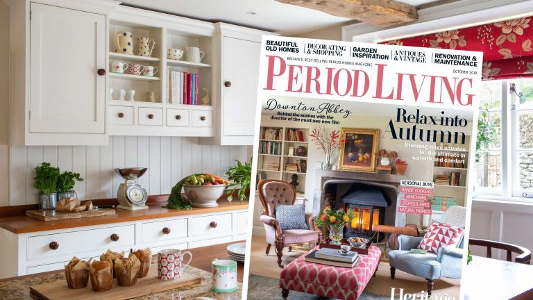 Period Living reader survey | Real Homes