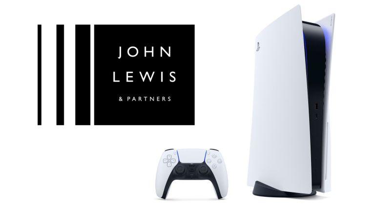 John Lewis PS5