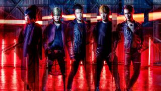 Crossfaith press photo