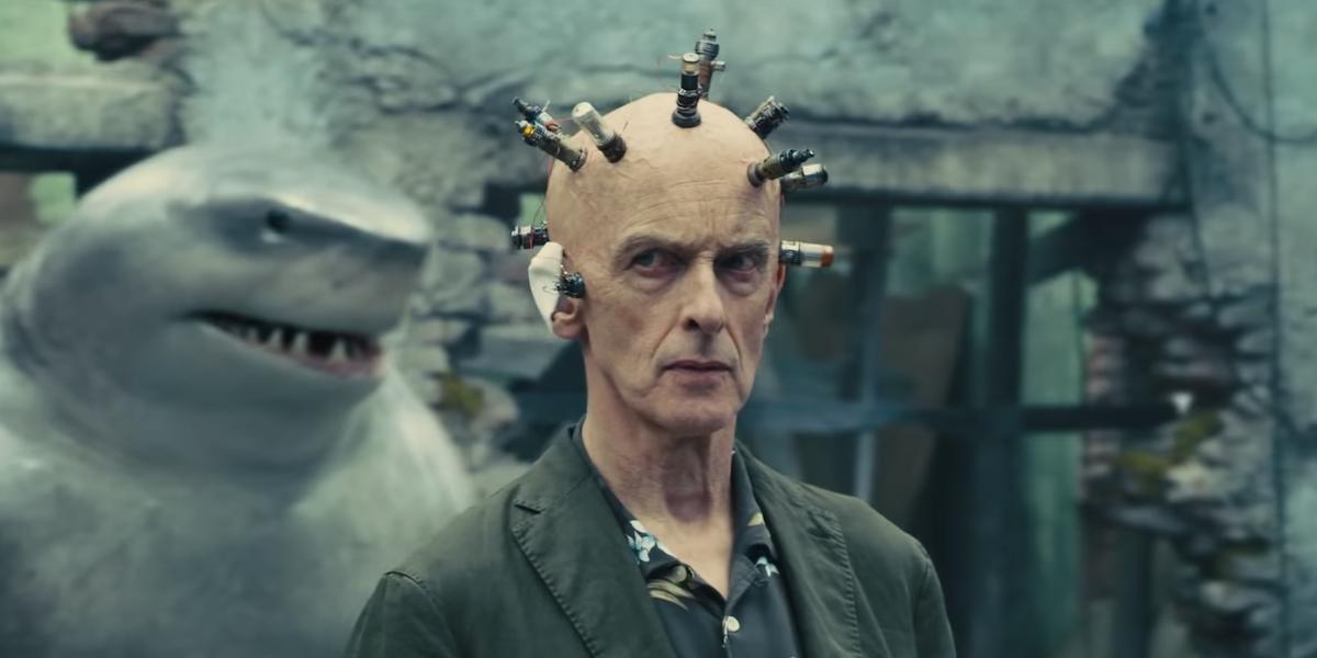 Capaldi in The Suicide Squad trailer
