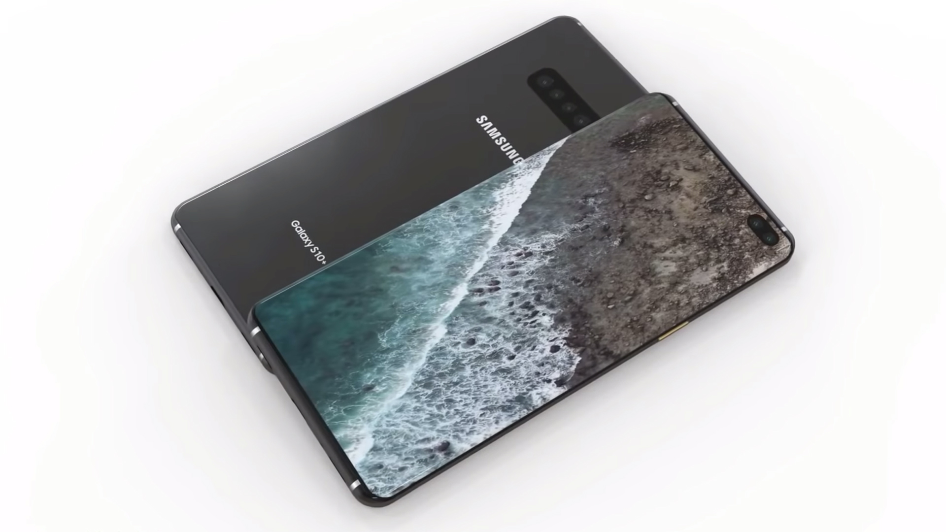 Samsung Galaxy S10 And S10 Plus Shown Off With Six Cameras In Stunning New Video T3