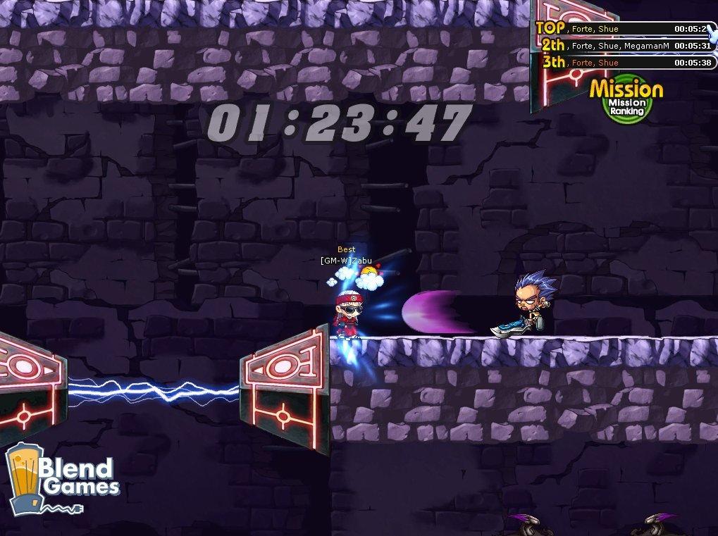WonderKing Online Screenshots Feature Ninjas, Pig Hats And Lightning #9977