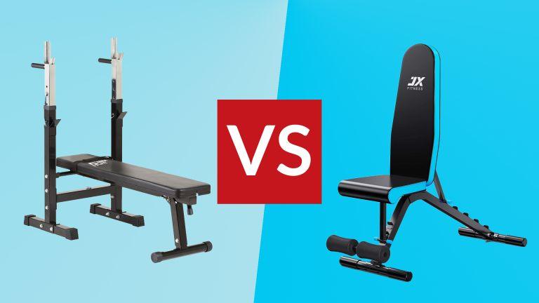 Flat vs adjustable weight bench