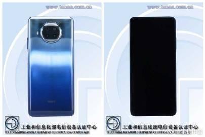 Redmi Note 9 5G seires
