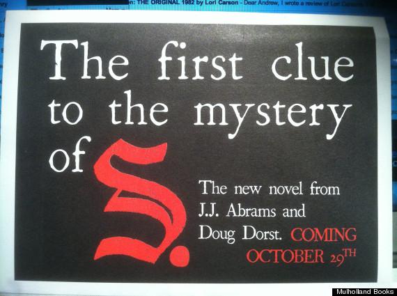 Mystery clue
