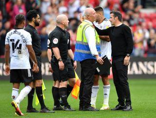 Bristol City v Fulham – Sky Bet Championship – Ashton Gate
