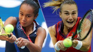 Leylah Annie Fernandez vs Aryna Sabalenka live stream