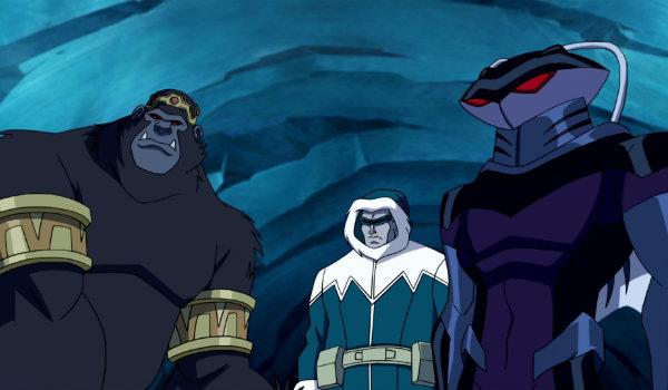 Black Manta Legion of Doom