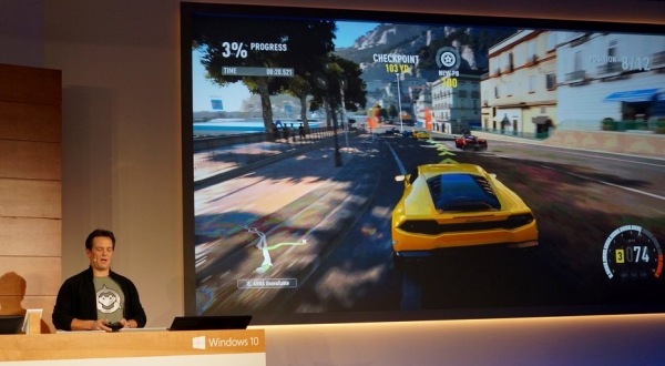 Xbox One Might Stream Windows 10 PC Games - CINEMABLEND