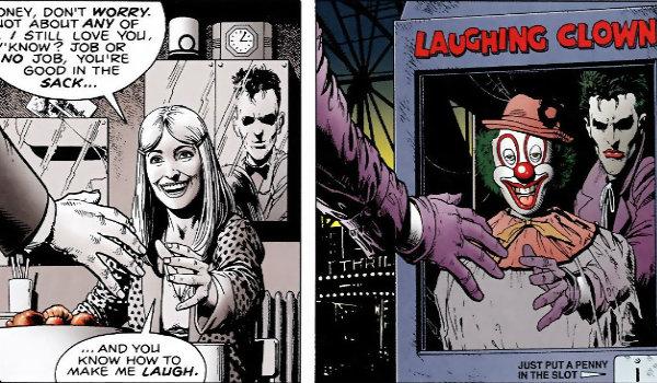 Killing Joke Wife