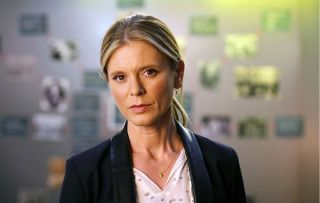 Emilia Fox presenting Jack the Ripper: The Case Reopened