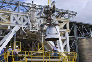 AJ26 Rocket Engine