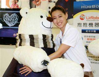 Robot Polar Bear