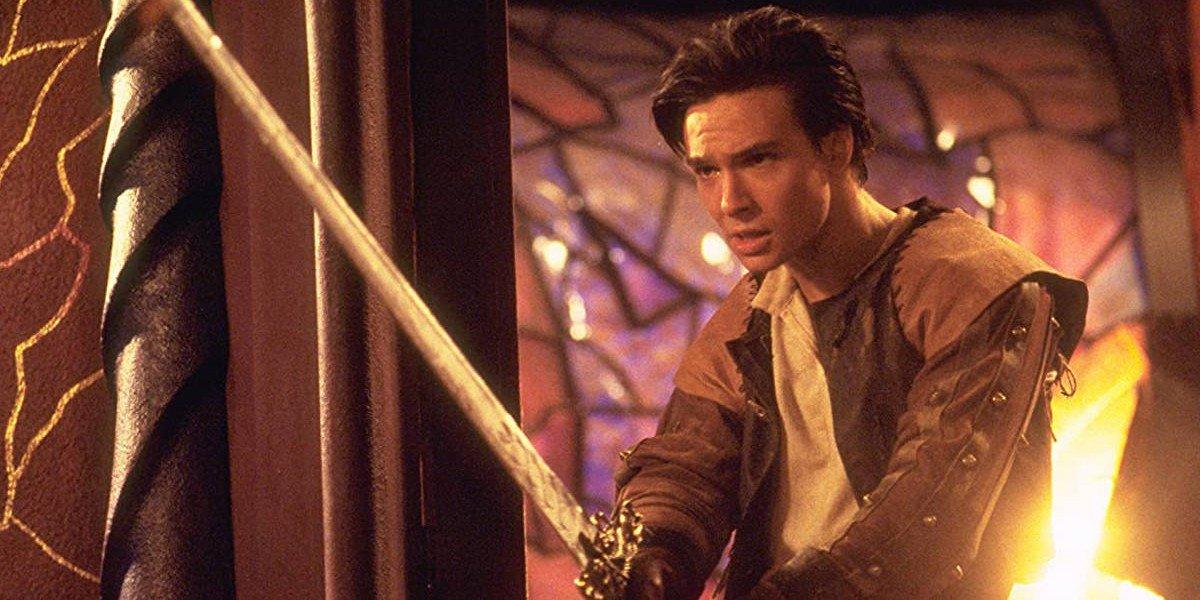 Ridley Freeborn - Dungeons & Dragons (2000)