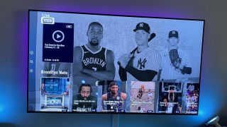 The YES Network app on Amazon Fire TV