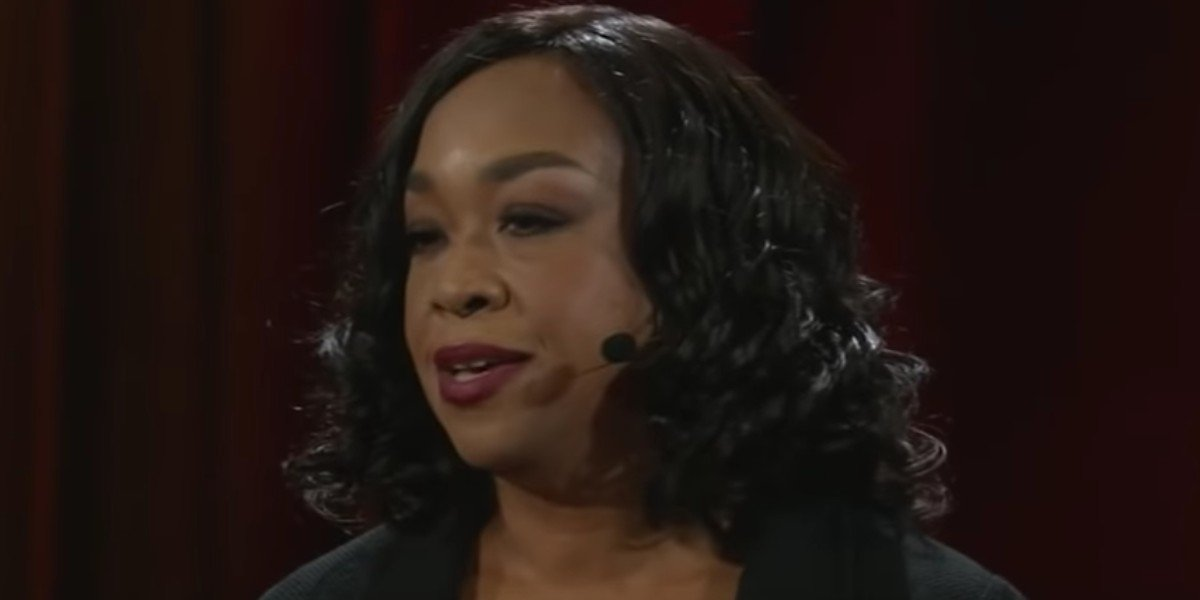 Shonda Rhimes at TED Talk (2016)