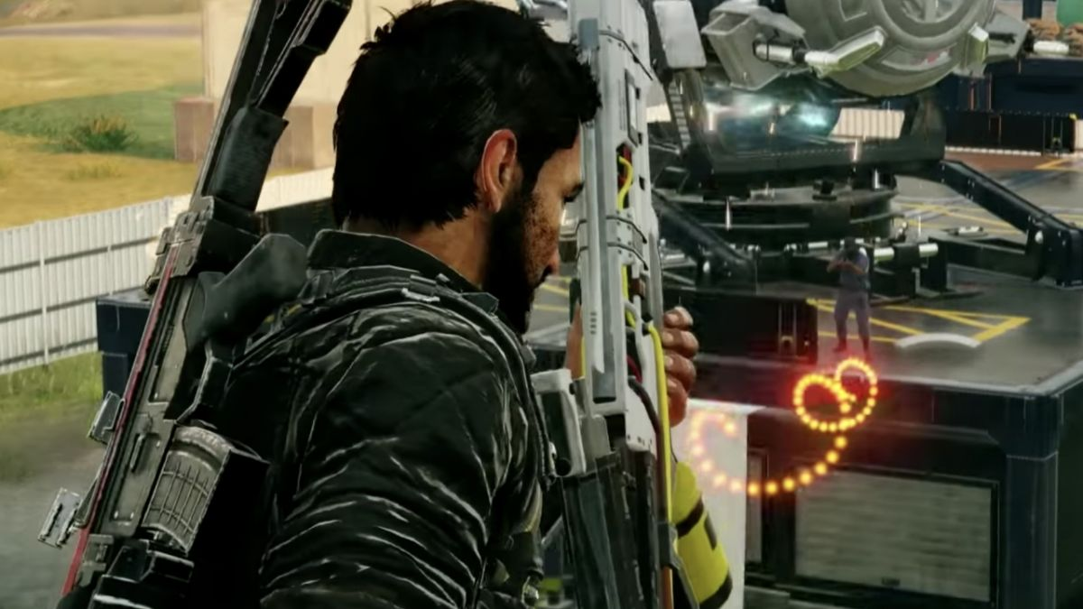 Just Cause 4 shows you how to take on an actual tornado