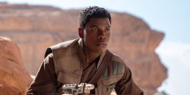 First Look At John Boyega In Follow-Up Role To Star Wars: The Rise Of Skywalker