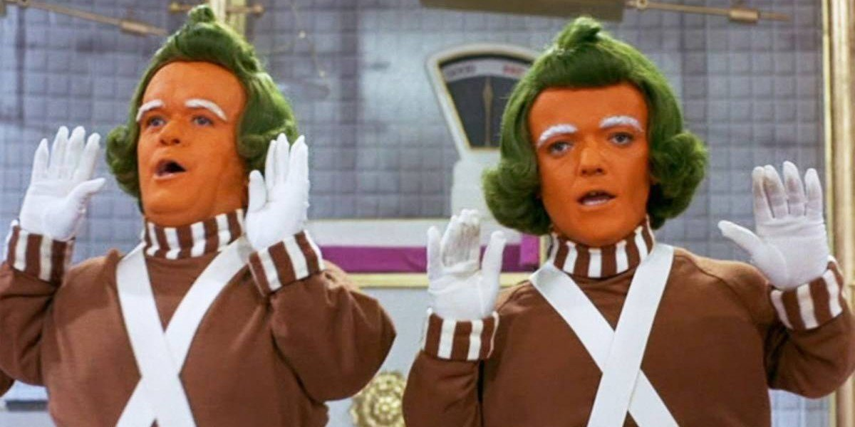 Screenshot from Willy Wonka and the Chocolate Factory