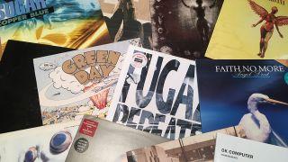 90s albums montage