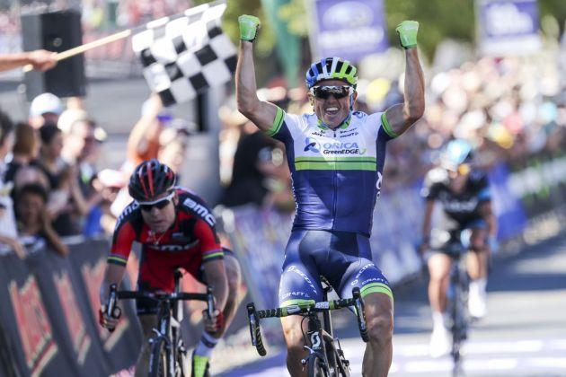 Simon Gerrans wins Australian national championships 2014