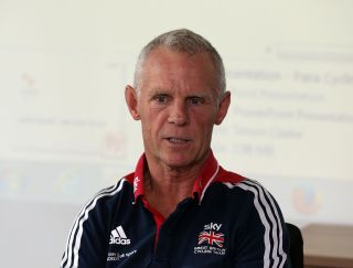 Shane Sutton was former head coach at Team Sky and British Cycling