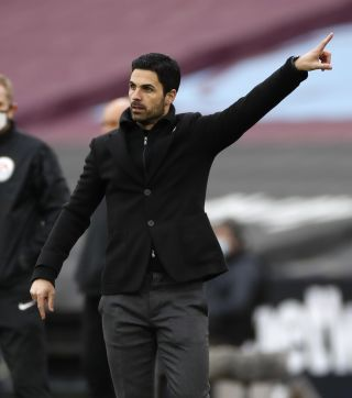Mikel Arteta wants to see his Arsenal side play their own way against Liverpool on Saturday.